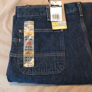 Carhartt 38X32 Denim Jeans